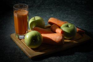 Морковный и яблочный сок польза и вред