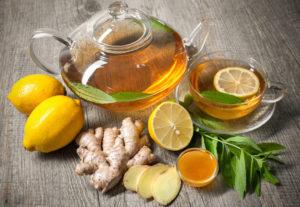 Вода с имбирем и лимоном вред и польза