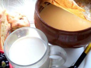 Топленое молоко польза и вред для мужчин