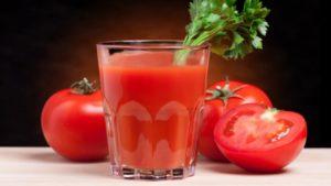 Томатный сок из томатной пасты польза и вред