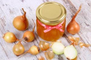 Луковый сок с медом польза и вред