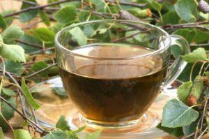 Чай из березовых листьев польза и вред