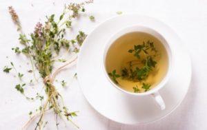 Чай из чабреца польза и вред для мужчин