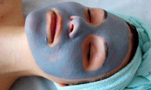 Голубая глина для лица польза и вред