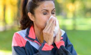 Бег во время простуды польза или вред