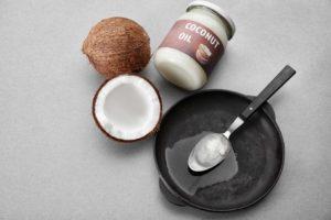 Масло кокосовое в пище вред и польза