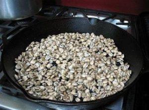 Жареные семечки польза и вред для печени