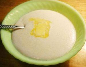 Манка на молоке для годовалого ребенка польза и вред