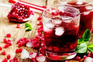 Чай из гранатовых корок польза и вред