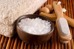 Морская соль для ванны польза и вред для ног