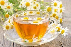 Ромашковый чай на ночь польза и вред