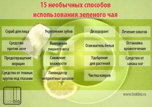 Зеленый чай с сахаром польза и вред