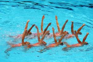 Синхронное плавание польза и вред для здоровья