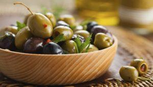 Зеленые оливки польза и вред для организма