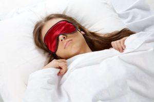 Маска для сна вред и польза и вред