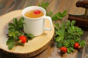 Зеленый чай с шиповником польза и вред