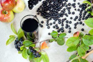 Отвар из черноплодной рябины польза и вред