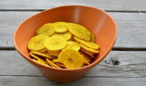 Банановые чипсы польза и вред для организма
