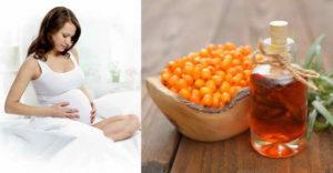 Облепиха во время беременности польза и вред