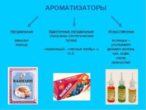 Ароматизатор идентичный натуральному ванилин вред и польза