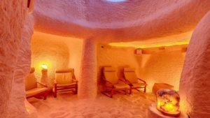 Солевые пещеры польза и вред при астме