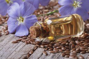 Льняное масло для волос польза и вред