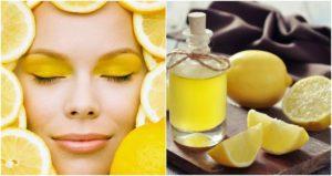 Лимон для кожи лица польза и вред