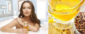 Льняное масло утром натощак польза и вред
