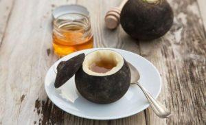 Сок редьки с медом от кашля польза и вред