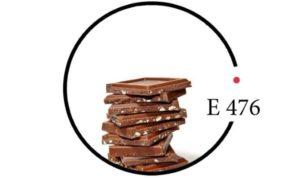 E 476 в шоколаде вред и польза