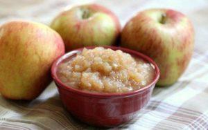 Печеные яблоки польза и вред при гастрите