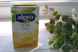 Соевый напиток alpro soya польза и вред