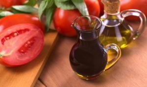 Бальзамический уксус польза и вред при похудении