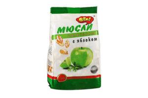 Мюсли запеченные с яблоком польза и вред