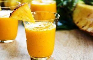 Ананасовый сок вред и польза и вред