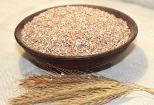 пшеничка каша польза и вред