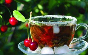 Отвар из листьев вишни вред и польза
