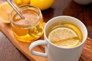 Мед с лимоном натощак польза и вред