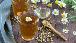 Ромашковый чай с медом польза и вред
