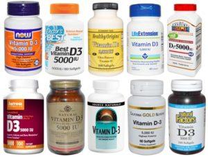 Витамин д 3 польза и вред для женщин