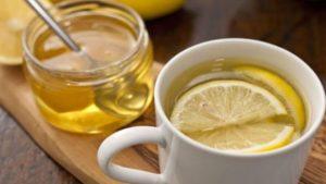 Сок лимона с водой и медом натощак вред или польза