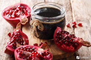 Гранатовый соус вред и польза и вред