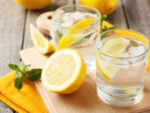 Вода с лимоном и сахаром польза и вред