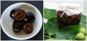 Варенье из зеленого грецкого ореха польза и вред