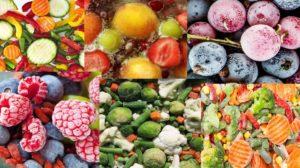 Замороженные ягоды польза и вред
