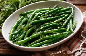 Стручковая фасоль польза и вред при диете