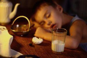 Молоко с медом на ночь польза или вред