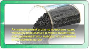 Очищение организма активированным углем польза и вред активированного угля
