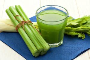 Сок из сельдерея польза и вред для организма