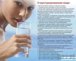 Структурированная вода в домашних условиях польза и вред